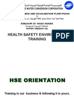 Poyry Safety Induction