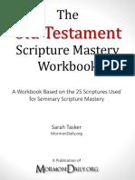 Old Testament Scripture Mastery Workbook