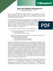 Fine-tuning Feed Arhjurjdditive Management