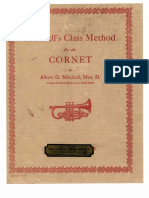 Mitchell's Class Method for the Cornet
