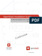 Openstack Install Guide Yum Icehouse Centos