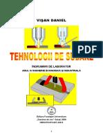 Tehnologii de Sudare - Indrumari de Laborator