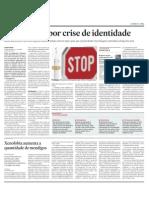 Suíça passa por crise de identidade