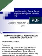 Four Handed Dentistry - 19 April 2011 - Copy - Copy