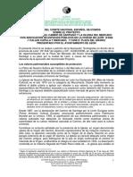 Informe Plaza del Grano