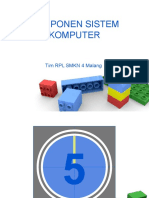 Power Point Sistem Komputer