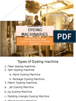 Lecture-8 Presentation on Dyeing Machine FB