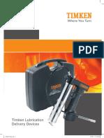 Brosura Lubrifiere Manuala Timken