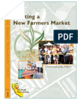 Study on Farmers Market Management