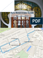 Art Nouveau Tour Museumkwartier B