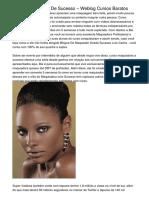 Curso Maquiadora De Sucesso ~ Weblog Cursos Baratos