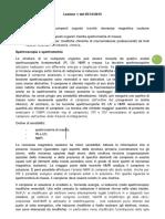 Analisi e Sintesi Organica - Lezione 1