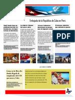 Boletín de Cuba 189-2015
