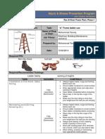 A Frame Ladder