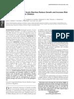Clonidine Stimulation for GH Secretion in Children | Growth