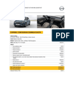 Opel Astra - Configuration