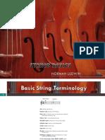 String Basics
