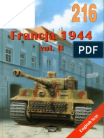 Wydawnictwo Militaria N°216 - Francja 1944 vol. II