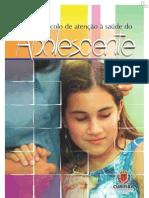 Protocolo de Atencao a Saude do Adolescente