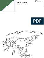 Mapa Ng Asya