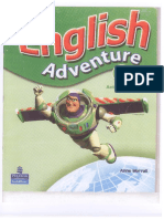 English Adventure Activity Book