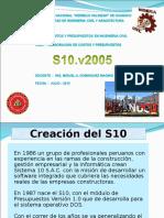 S10 - Parte I