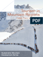 Tourism in Mountain Regions En