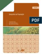 UFRN - Geografia Da População