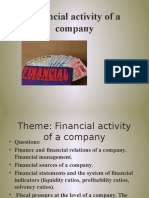 Topic 11 Finance