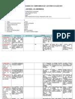 Informe Tecnicopedagogico 2015 Ocho Compromisos