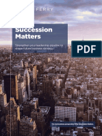 Succession Matters