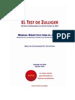 Manual Zulliger