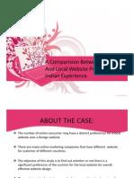 Website Preferences