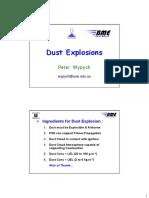 UTS Dust Expl Print