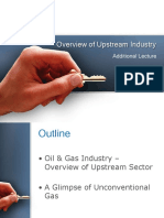 Overview of Upstream Industry