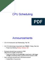 06 Scheduling