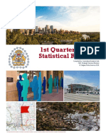 2015 1st Quarter Statistical Report