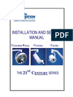 Centurion Excel Medical Illumination - Manual de Instalacion y Servicio