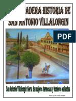 La Verdadera Historia de San Antonio Villalongin