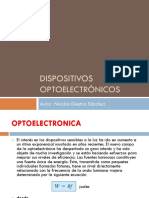 Dispositivos optoelectronicos