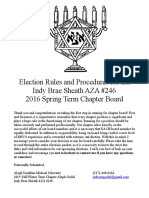 2016 spring term elections packet