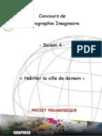Projet Pédagogique CCI - Saison 4
