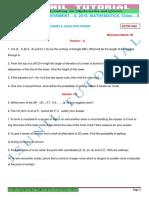 10th Maths Sa2 Sample Paper 2015jjs101502