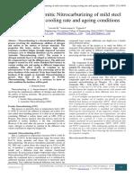 fluidiseed nitrocarburing