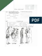 Linea Diretta Nuovo 1a Esercizi e Grammatica 1 a 4