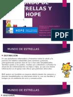 Mundo de Estrellas y Hope