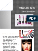 Rujul de Buze
