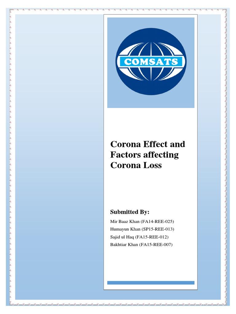 Corona Effect | Electrical Breakdown | Electrical Conductor