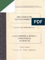 Electronica Industrial Basica II