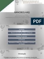 Nanobolhas